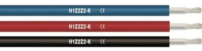 Kabel Solární LAPP 4mm2 1x4 BK