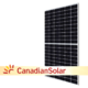 Solární panel Canadian Solar 365Wp HiKu - 1/2