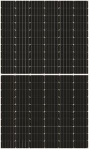 Solární panel Amerisolar - 335Wp HC - 2